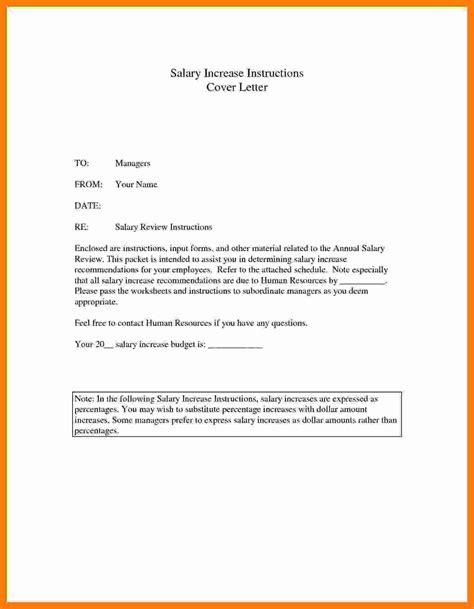 salary adjustment letter sample technician salary slip