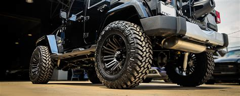 jeep wheels and tires packages readywheels road wheel and tire package deal