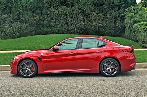 Alfa Romeo Quadrifoglio by Another Week With 2017 Alfa Romeo Giulia Quadrifoglio
