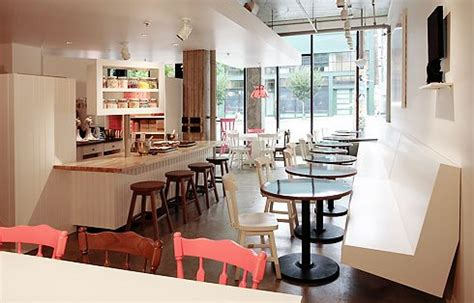 coffee shop design pink seeing things coffee and cupcakes