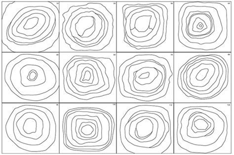 free coloring pages of hundertwasser