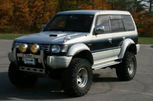 1994 mitsubishi pajero photos informations articles