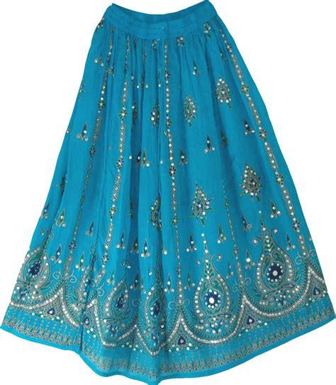 bondi blue sequin skirt sequin skirts indian