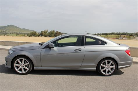 mercedes c class coupe 2012 car pictures and photo galleries autoblog