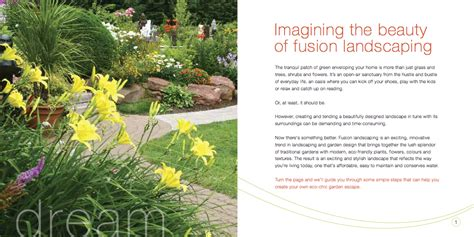 Gardening Ads Noggin Advertising 187 Peel Gt Fusion Garden Brochure