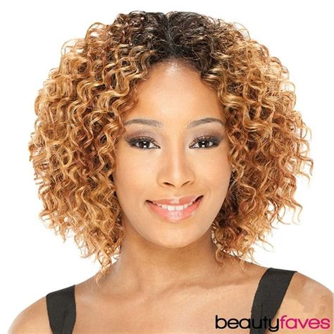 milky way 100 human hair short cut weave afro tempest 5 lush curl 3pcs que by milkyway short cut 100 human hair