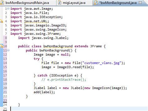 java swing background image swing setting background image in java stack overflow