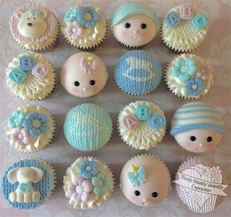 Best Cupcakes For Baby Shower by 553 Best Images About Baby Shower Cupcakes On