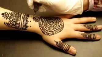 my henna henna tattoo 1 youtube