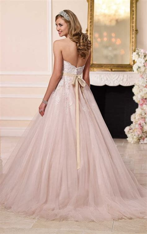 Princess Style Wedding Dresses by Tulle And Lace Princess Wedding Dress Stella York