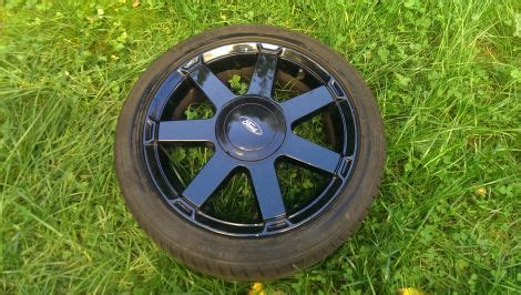 ford black magic felgen ford black magic alu felgen 16 quot schwarz hankook reifen