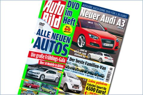 Autobild Inserate by Alle Neuen Auf Dvd Autobild De