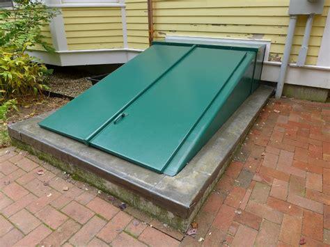 basement bulkhead door green basement bulkhead doors home and basement bulkhead doors jeffsbakery basement mattress
