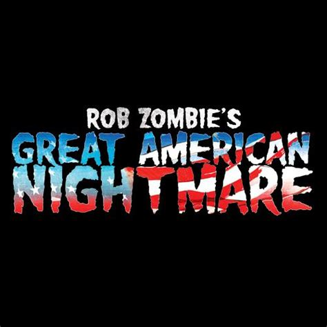 rob american nightmare rob tickets the including 3 haunted houses and
