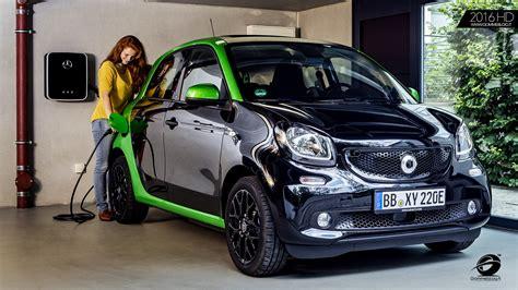 Smart Interior 2017 new smart electric drive design interior exterior