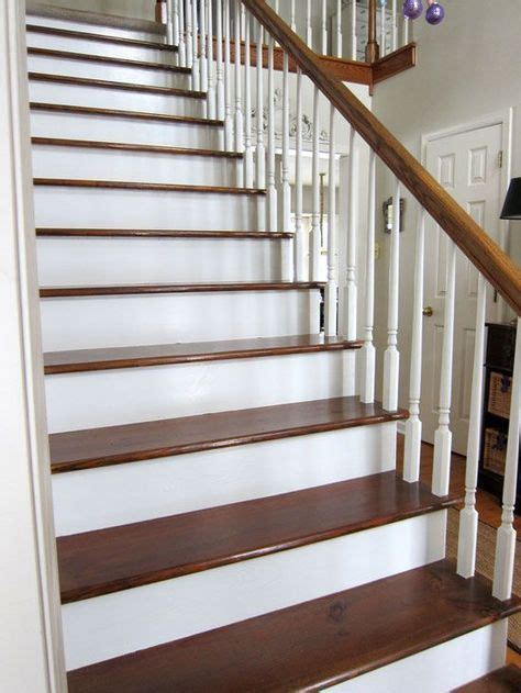 how to remove stair banister 17 best ideas about painted banister on pinterest
