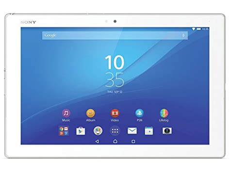Sony Xperia Z4 Tablet Wifi sony xperia z4 tablet sgp712 32gb 10 1 inch wi fi tablet white compra en d 243 lares