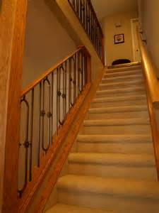Define Banister Basement Stair With Railing Kayben Farms Okotoks Ab