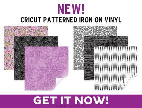 cricut printable iron on how to cricut patterned iron on tutorial printable crush