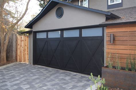 Garage Door Panel With Windows Ideas Garage Door Panel With Windows All Modern Home Designs