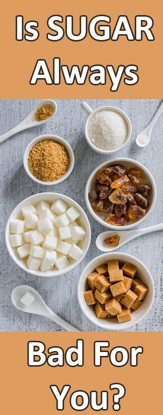 Cleveland Clinic Sugar Detox by Is Sugar Always Bad For You Find Out The Inside Scoop