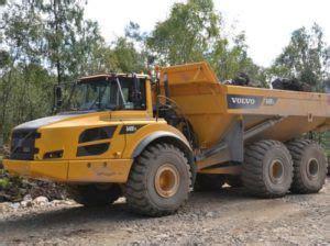 volvo  articulated dump truck service repair manual