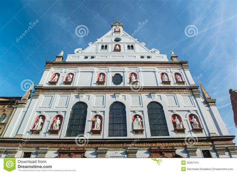 buy house in munich buildings in munich city center royalty free stock image