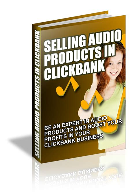 best selling clickbank products selling audio products in clickbank master resell rights ebook