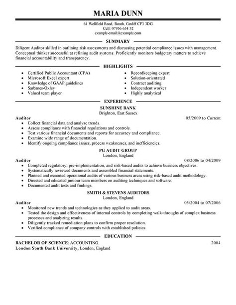 Finance Resume Format by 8 Amazing Finance Resume Exles Livecareer