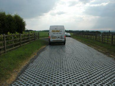 terram truckpave | porous paver | ground reinforcement