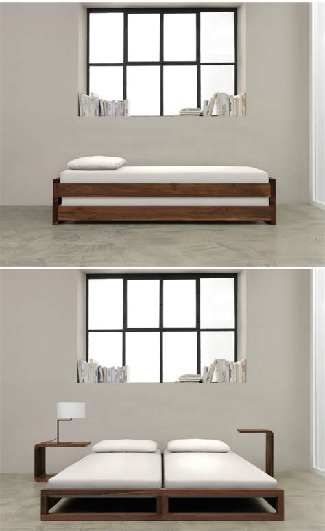 living spaces bedroom sets 10 great space saving beds living in a shoebox