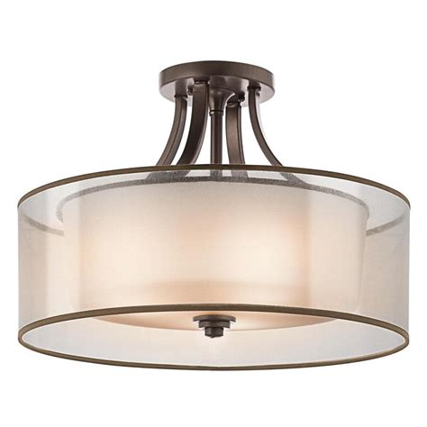 Drum Shade Light Fixture Drum Shade Light Fixtures Light Fixtures Design Ideas