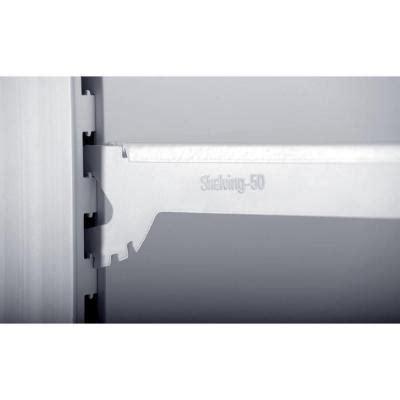 staffa per mensola staffa mensola s50 3c lunghezza 470mm linee e sistemi d
