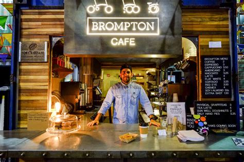 Custom Made Coffee Tables capovelo com brompton opens brooklyn bike cafe
