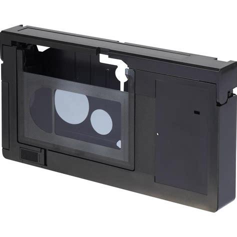 adattatore cassette vhs adattatore cassette vhs c renkforce el 303e el 303e in