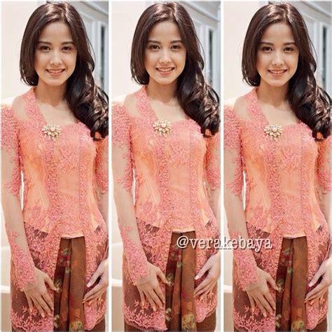 Exclusive Buy 1 Get 1 Treefi Top Atasan Baju Cantik Wanita Blouse vera anggraini vera kebaya indonesia kebaya photos and tags