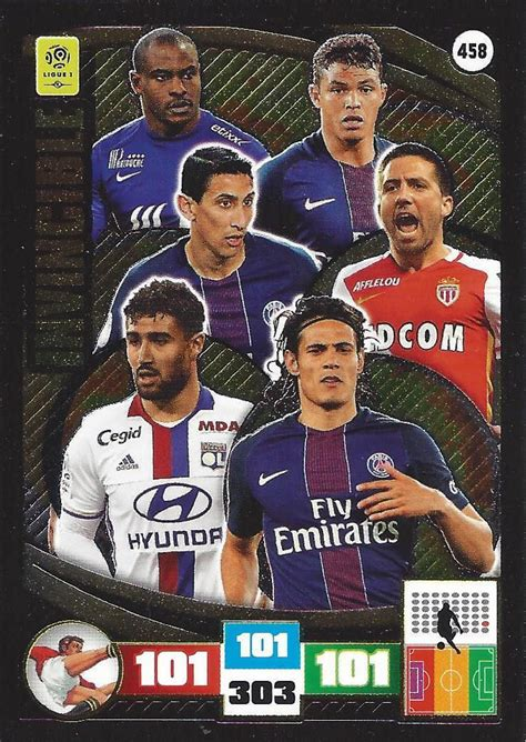 france ligue 1 football cartophilic info exchange panini france