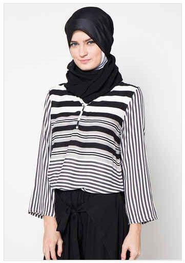 Fashion Terbaru 2016 style model busana muslim fashion terbaru 2016