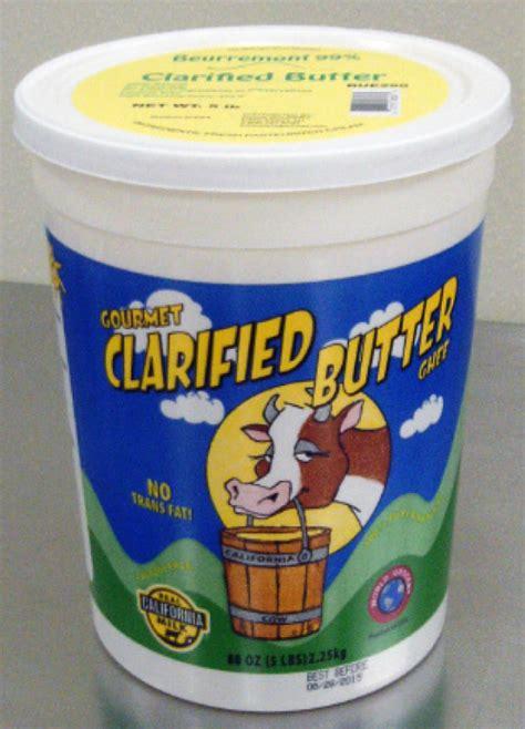 Clarified Butter Shelf by Beurremont 99 Clarified Butter