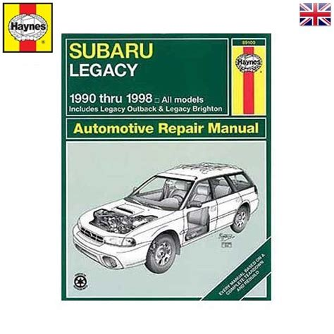 old car manuals online 1996 subaru legacy head up display service manual chilton car manuals free download 2004 subaru legacy electronic toll collection