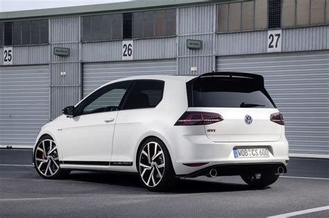 Vw Gti Horsepower by 261 Horsepower Vw Gti Clubsport 40th Anniversary Model