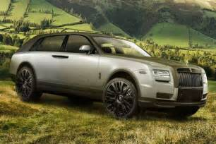 Price Rolls Royce 2017 Rolls Royce Suv Cullinan Price Specs Release Date