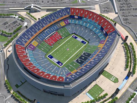 metlife stadium seating chart giants metlife stadium seating brokeasshome