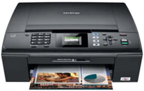 Mfc J220   brother mfc j220 direct print color all in one with fax