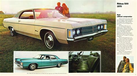 old car repair manuals 1970 mercury cougar security system 1970 mercury meteor brochure