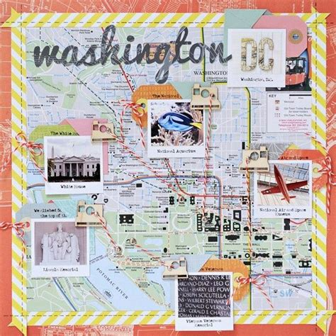 scrapbook layout maps 1000 images about travel scrapbook on pinterest