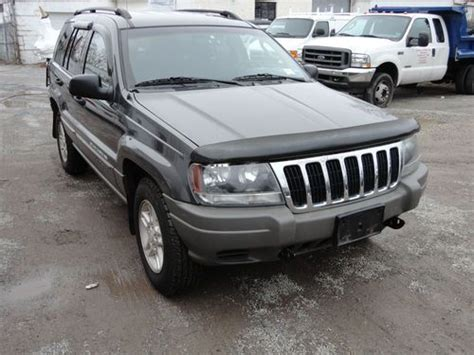 totaled jeep grand find used 2002 jeep grand cherokee laredo 4x4 suv salvage
