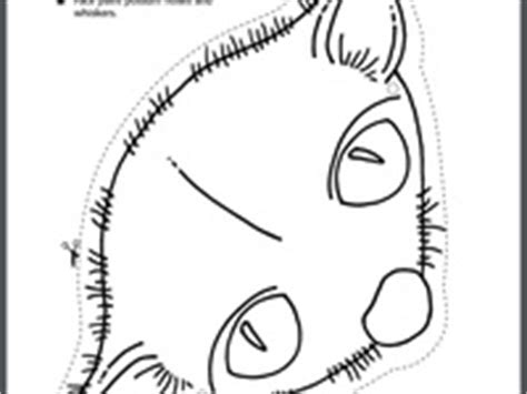 printable possum mask template 17 images about possum magic on pinterest who am i