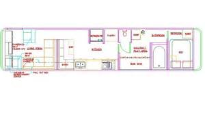 school bus conversion floor plans school bus dimensions interior google search rv