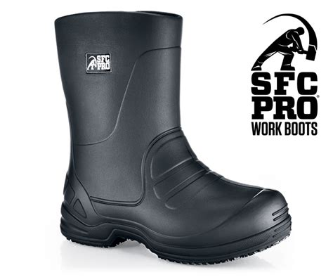 sfc pro work boots opentip shoes for crews 5005 bullfrog pro soft toe